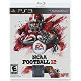 NCAA Football 12    PLAYSTATION 3