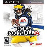 NCAA Football 14    PLAYSTATION 3