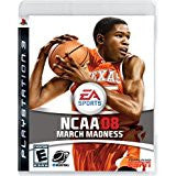 NCAA March Madness 08    PLAYSTATION 3