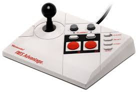 NES Advantage Controller    NES PRE-PLAYED CONTROLLER