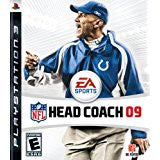 NFL Head Coach 09 DISC ONLY    PLAYSTATION 3