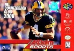 NFL Quarterback Club 2000 DMG LABEL    NINTENDO 64