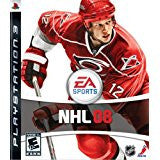 NHL 08 DISC ONLY    PLAYSTATION 3