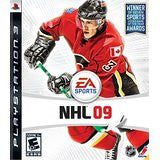 NHL 09    PLAYSTATION 3