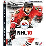 NHL 10 DISC ONLY    PLAYSTATION 3