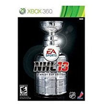 NHL 13 Stanley Cup Collectors Edition    XBOX 360