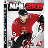 NHL 2K8 DISC ONLY    PLAYSTATION 3