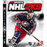 NHL 2K9 DISC ONLY    PLAYSTATION 3