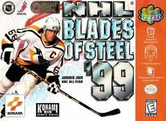 NHL Blades of Steel 99 BOXED COMPLETE    NINTENDO 64