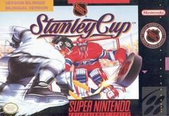 NHL Stanley Cup    SUPER NINTENDO ENTERTAINMENT SYSTEM
