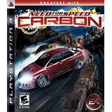 Need For Speed Carbon    PLAYSTATION 3