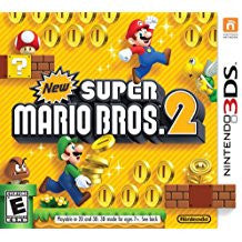 New Super Mario Bros 2    NINTENDO 3DS