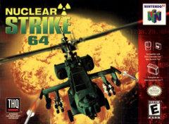 Nuclear Strike 64 BOXED COMPLETE    NINTENDO 64