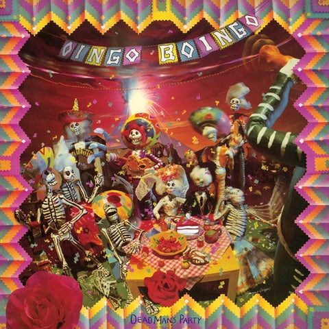 Oingo Boingo - Dead Man's Party (Deluxe Edition Colored Vinyl)