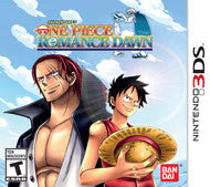 One Piece Romance Dawn    NINTENDO 3DS