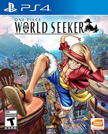 One Piece World Seeker    PLAYSTATION 4