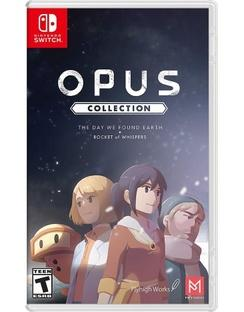 Opus Collection The Day We Found Earth & Rocket Of Whispers    NINTENDO SWITCH