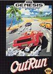 Out Run BOXED    SEGA GENESIS