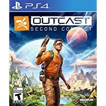 Outcast Second Contact    PLAYSTATION 4
