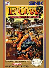 POW Prisoners of War BOXED COMPLETE    NINTENDO ENTERTAINMENT SYSTEM