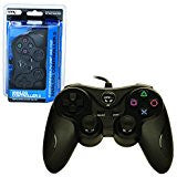 PS2 Wired Controller Black (TTX)    PLAYSTATION 2 NEW CONTROLLER