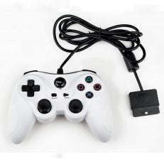 PS2 Wired Controller White (TTX)    PLAYSTATION 2 NEW CONTROLLER