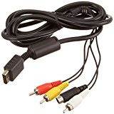 PS3 PS2 PS1 AV Cable    PLAYSTATION 3 PRE-PLAYED ACCESSORY