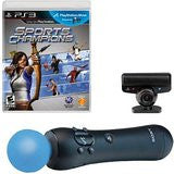 PS3 Playstation Move Bundle (COMPLETE)    PLAYSTATION 3 PRE-PLAYED ACCESSORY