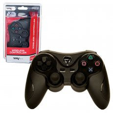 PS3 Wireless Black Controller    PLAYSTATION 3 NEW CONTROLLER