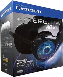 PS4 Afterglow AG 9 Wireless Headset    PLAYSTATION 4 NEW HEADSET