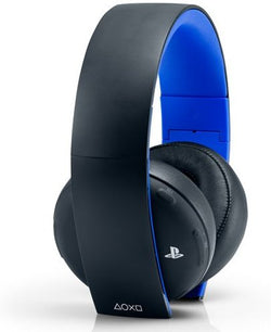 PS4 Gold Wireless Stereo Headset    PLAYSTATION 4 PRE-PLAYED HEADSET