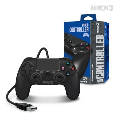 PS4 Wired Game Controller Armor 3    PLAYSTATION 4 NEW CONTROLLER