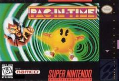 Pac In Time DMG LABEL    SUPER NINTENDO ENTERTAINMENT SYSTEM