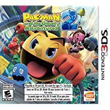 Pac-man & The Ghostly Adventures 2    NINTENDO 3DS