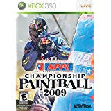 Paintball 2009 NPPL Championship    XBOX 360