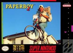 Paperboy II BOXED COMPLETE    SUPER NINTENDO ENTERTAINMENT SYSTEM
