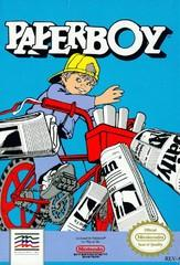 Paperboy BOXED COMPLETE    NINTENDO ENTERTAINMENT SYSTEM