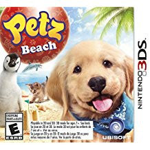 Petz Beach    NINTENDO 3DS