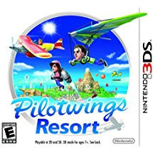 Pilotwings Resort    NINTENDO 3DS