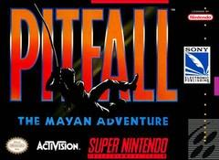 Pitfall The Mayan Adventure BOXED COMPLETE    SUPER NINTENDO ENTERTAINMENT SYSTEM