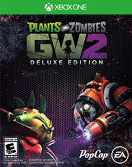 Plants vs Zombies Garden Warfare 2 Deluxe Edition    XBOX ONE