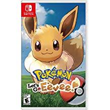 Pokemon Lets Go Eevee    NINTENDO SWITCH