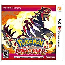 Pokemon Omega Ruby    NINTENDO 3DS