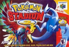 Pokemon Stadium 2     NINTENDO 64