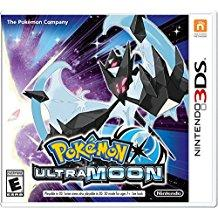 Pokemon Ultra Moon    NINTENDO 3DS