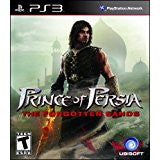Prince Of Persia Forgotten Sands    PLAYSTATION 3