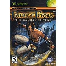 Prince of Persia The Sands of Time DISC ONLY (BC)    XBOX
