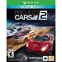 Project CARS 2 (Day 1 Edition)    XBOX ONE