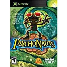 Psychonauts DISC ONLY (BC)    XBOX