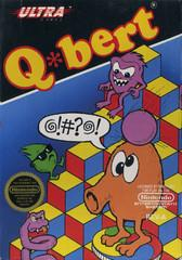 Q bert     NINTENDO ENTERTAINMENT SYSTEM